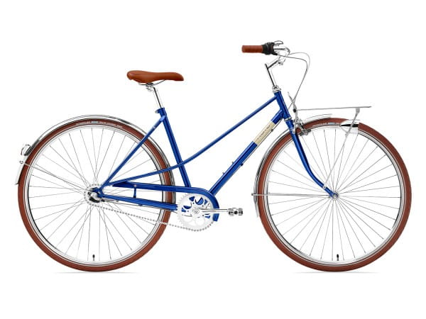 Caferacer Lady Solo 7-Speed - Classic Blue