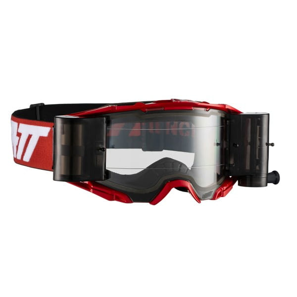 Velocity 6.5 Goggle mit Roll-Off System - Rot