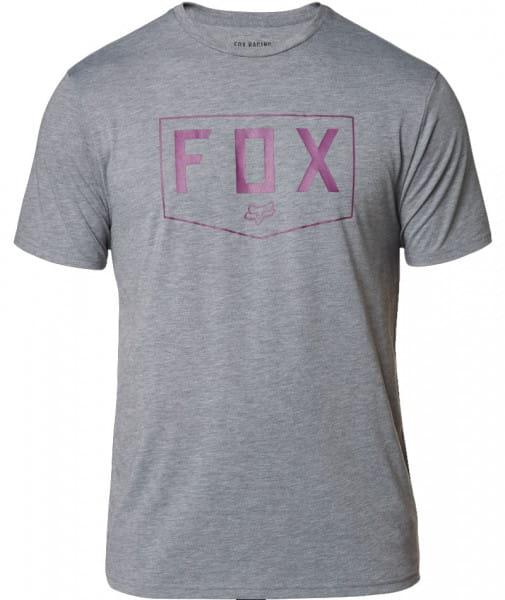 Shield Tech T-Shirt - Grau