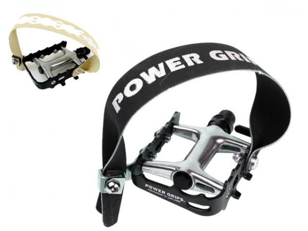 Power Grips - Toe Straps Pedalriemen