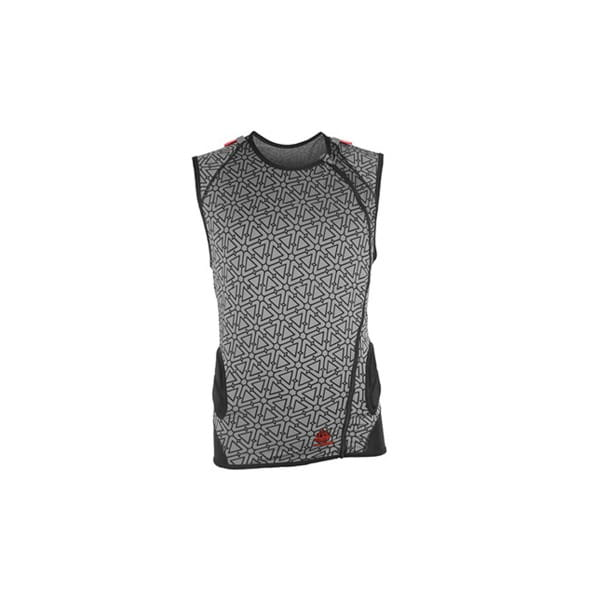 Back Protector 3DF back protector (XXL | gray)