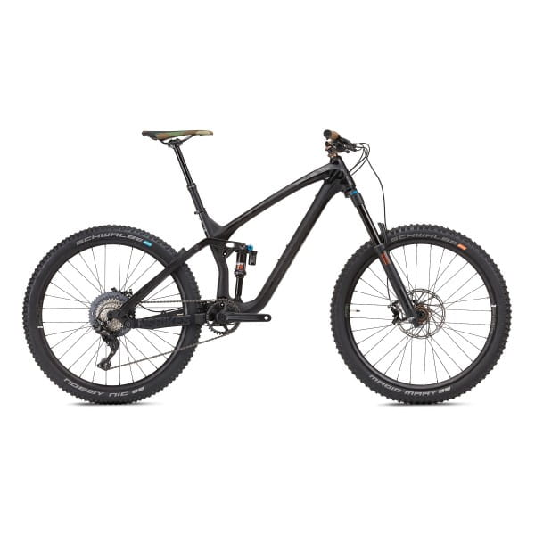Snabb 160 C2 650B Carbon Enduro Expert Mountainbike - 2018
