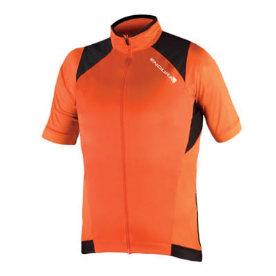 MTR Winddichtes Kurzarm Trikot - Orange