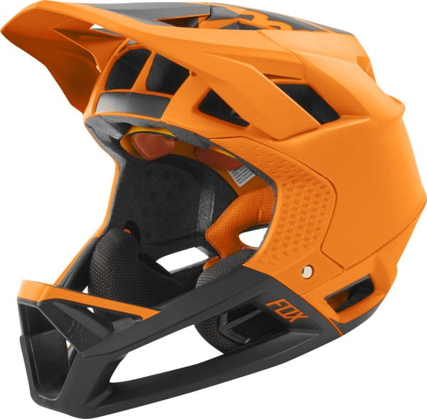Proframe Helm - Atomic Orange