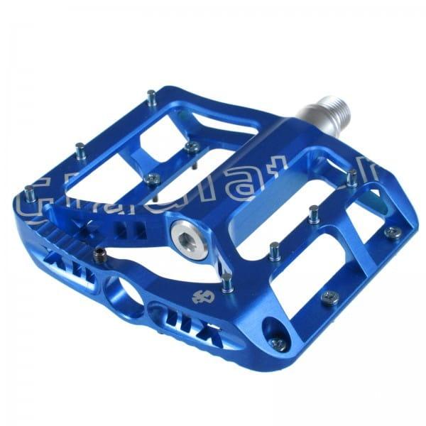 Gladiator XII Pedal - Blau