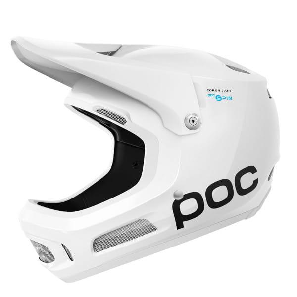 Coron Air SPIN Fullface-Helm - Hydrogen White