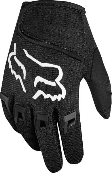 Dirtpaw Fyce Kinder Handschuhe - Schwarz
