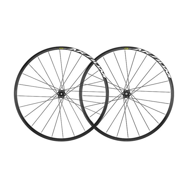 Aksium Disc Laufradsatz - Schwarz