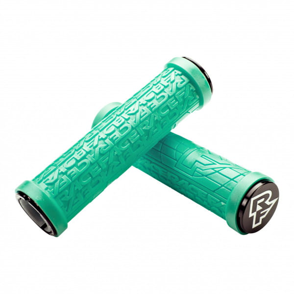 Grippler Limited Edition Lock-On Grips 30mm - Turquoise
