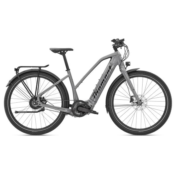 Opal Esprit+ GOR E-Bike - Grau/Schwarz