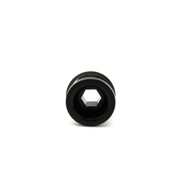 Cinch DS XC/AM Kurbelschraube M18x15.4 - Schwarz