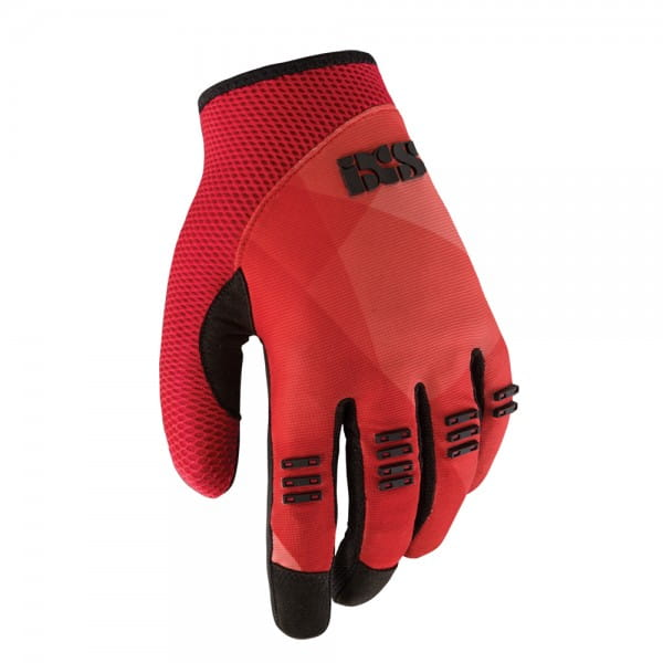 BC-X3.1 Handschuh - Rot