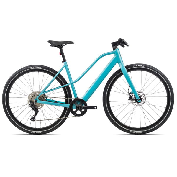 Vibe MID H30 - 28 Zoll Urban E-Bike - Blau