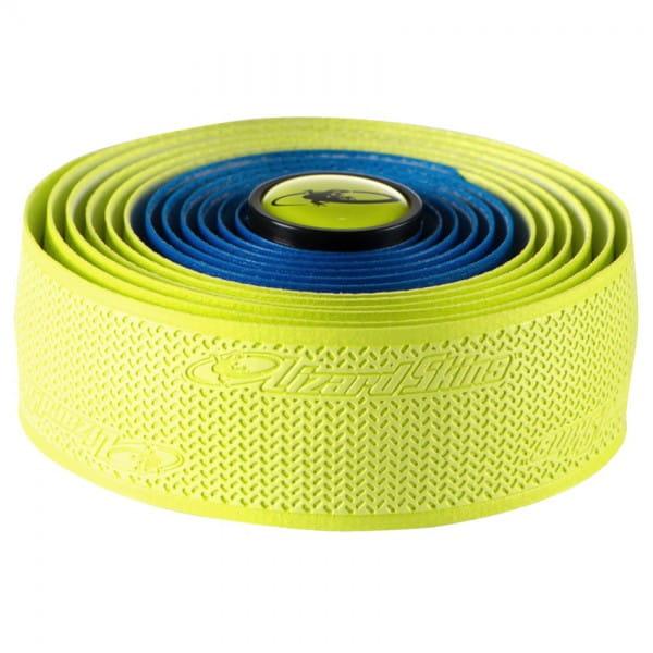 DSP DuraSoft Polymer Dual Bar Tape - 2,5mm - Neon/Blue