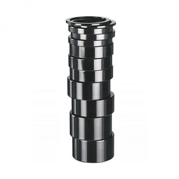 Aluminium Spacer - schwarz