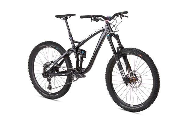 Quick 160 Enduro Expert 650B - Schwarz