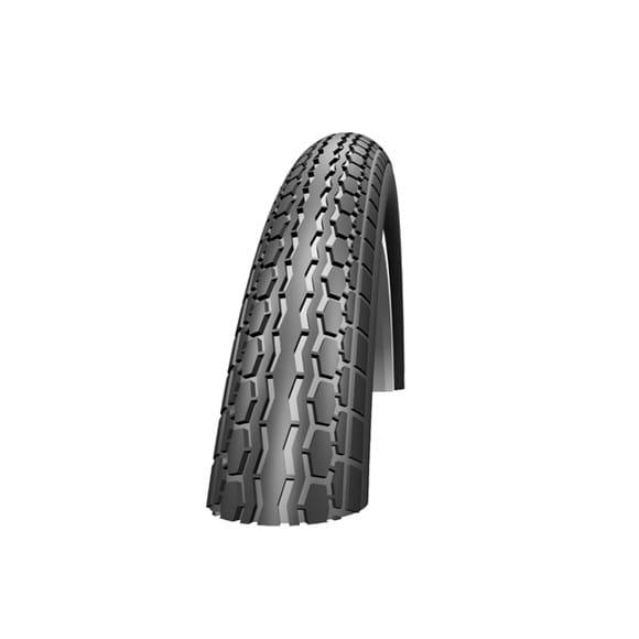 HS140 Clincher Tire - 12 1/2x1.75 Inch - White Line