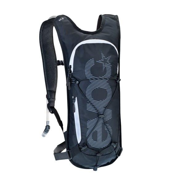 CC Rucksack 3l + 2l Bladder - black