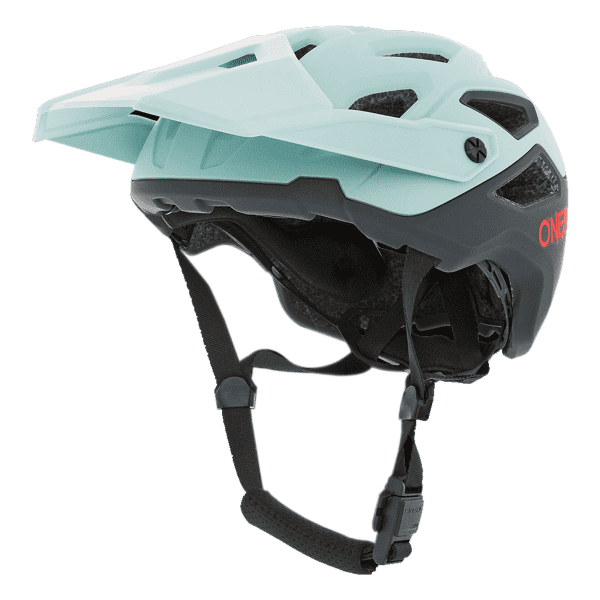 Pike 2.0 Solid Helm - Blue/Red