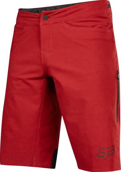 Indicator Shorts No Liner - Bright Red