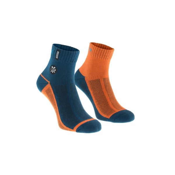 Paze Socken - Blau/Orange