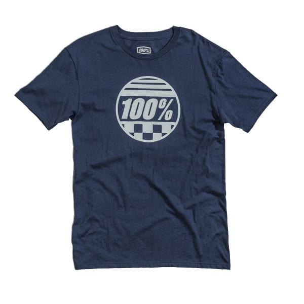 Sector T-Shirt - Blau/Grau
