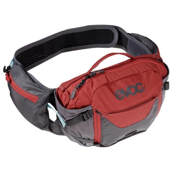 Hip Pack Pro 3l - Hüfttasche - Grau/Rot