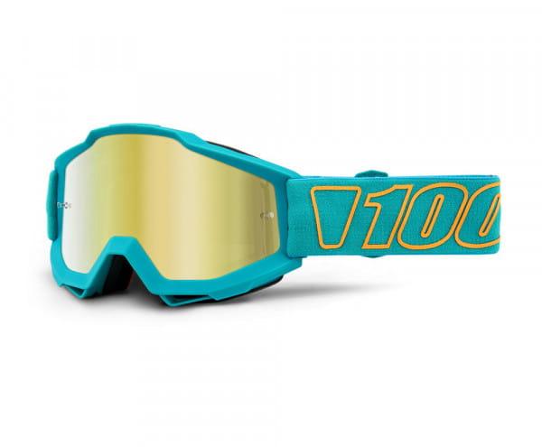 Accuri Goggle Anti Fog Mirror Lens - Galak
