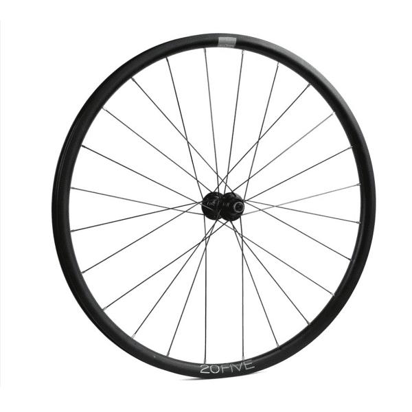 "Disc front wheel ""20Five"" 24hole - Black"