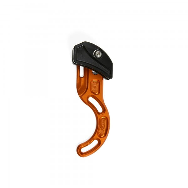 Slick Chain Device Shorty Chainguide - ISCG05 - orange