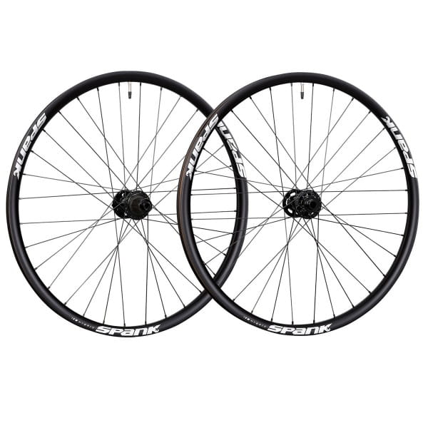 Oozy Trail 395+ wheelset 27.5 inches - black