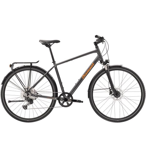 Elan Super Deluxe - 28 Zoll HER Trekkingrad - Grau Metallic