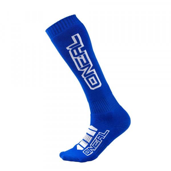 Pro MX Socks - Corp - blue