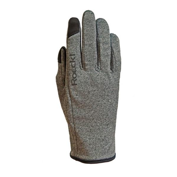 Handschuhe Konstanz - Anthrazit Melange