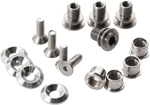 Bashguard screw set