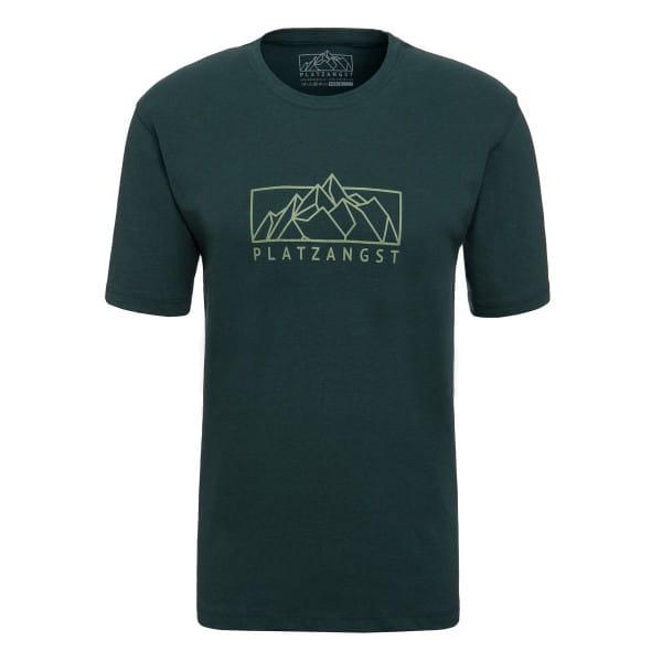Mountain Logo T-Shirt - Grün