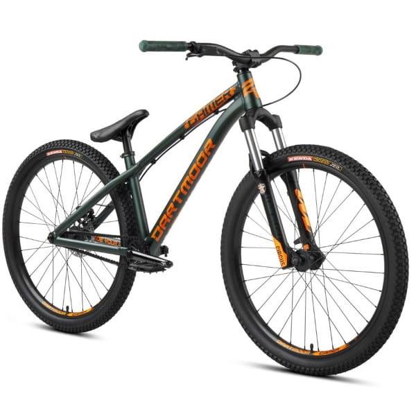 Gamer26 - 26 Zoll Dirtbike - Grün/Orange