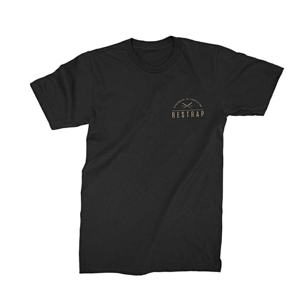 Will Travel For Gravel T-Shirt - Schwarz