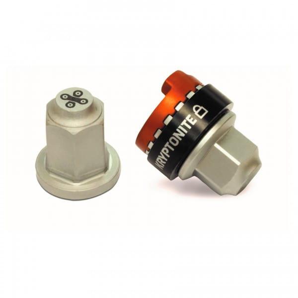 Wheelnutz Sechskant - Hutmuttern M10 - Diebstahlschutz