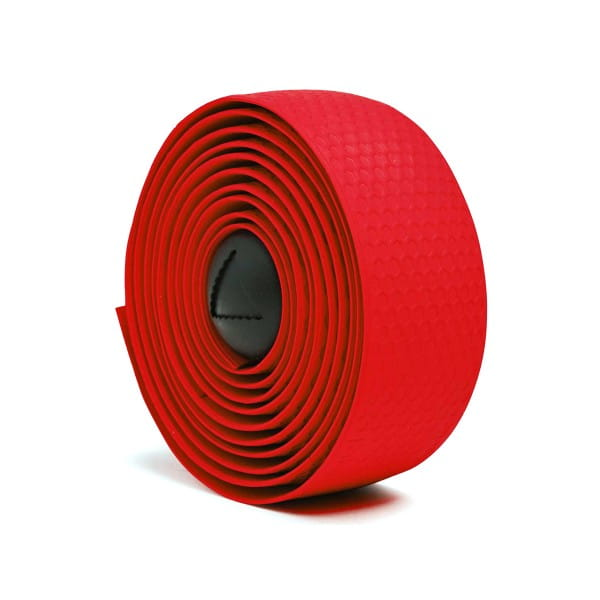 Silicone bar tape - red