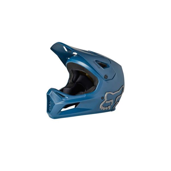 Rampage CE - Fullface Helm - Dark Indigo - Dunkelblau