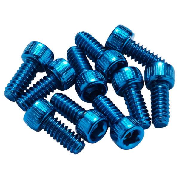 Ersatz Pins für Escape Pro+Black ONE Stahl - blau