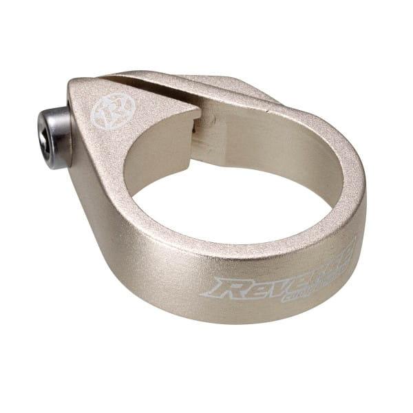 Bolt Sattelklemme - 34,9mm - sandmetallic