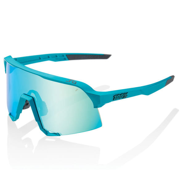 S3 Cycling Glasses Mirror Lens Special Edition - Turquoise