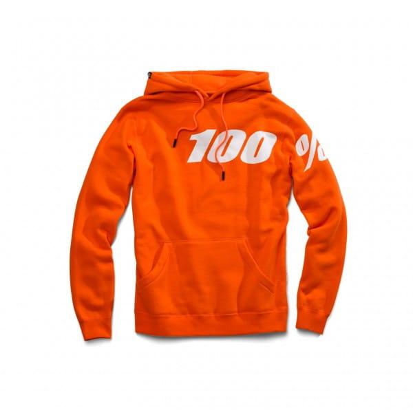 Disrupt Pullover Hoody - Kids - orange