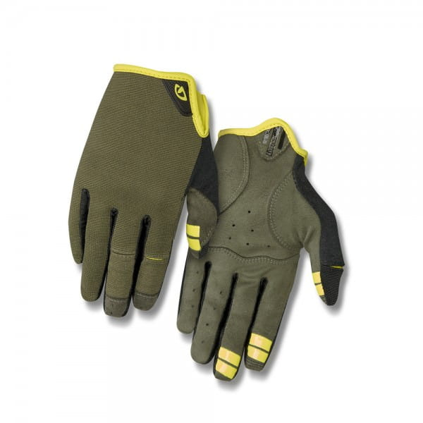 DND Handschuhe - Olive