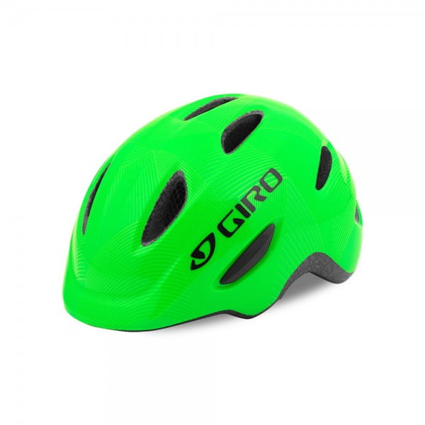 Scamp Kinderhelm - green/lime