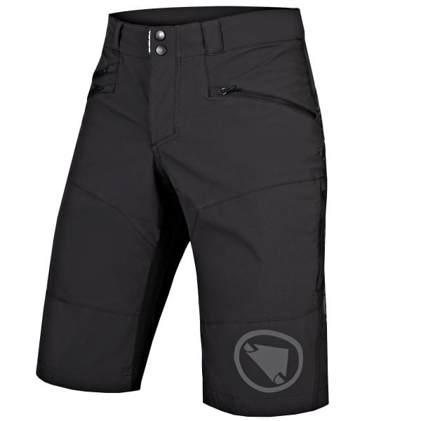 SingleTrack Shorts II - Schwarz