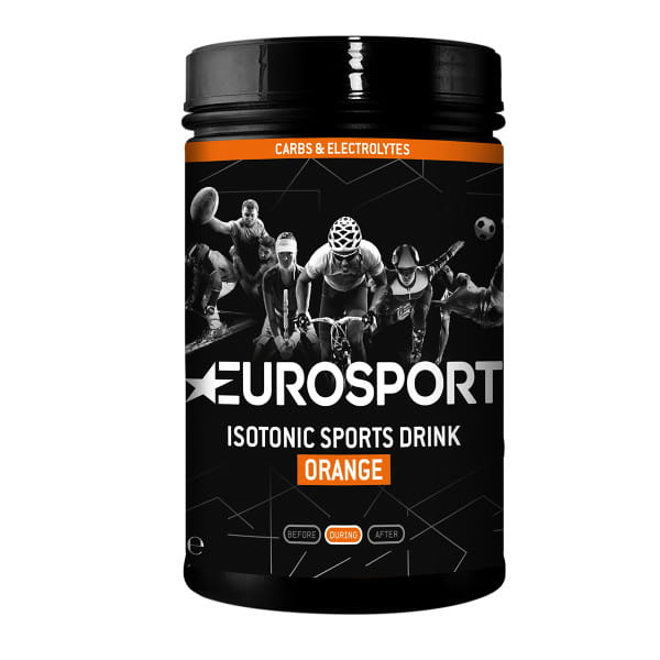 Isotonic Sportdrinkpulver - Orangengeschmack - 600 Gramm