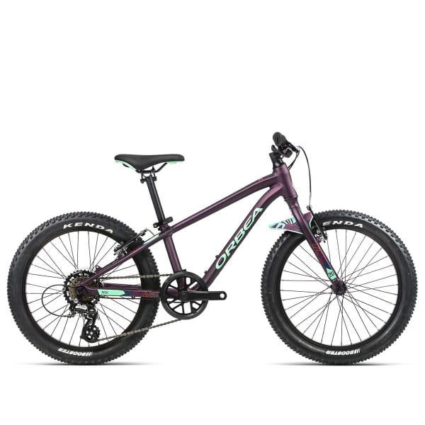 MX 20 Dirt - 20 Zoll Kids Bike - Violett/Minze